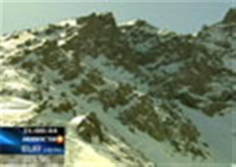 «Казгидромет» предупреждает о возможности схода снежных лавин в горных районах страны