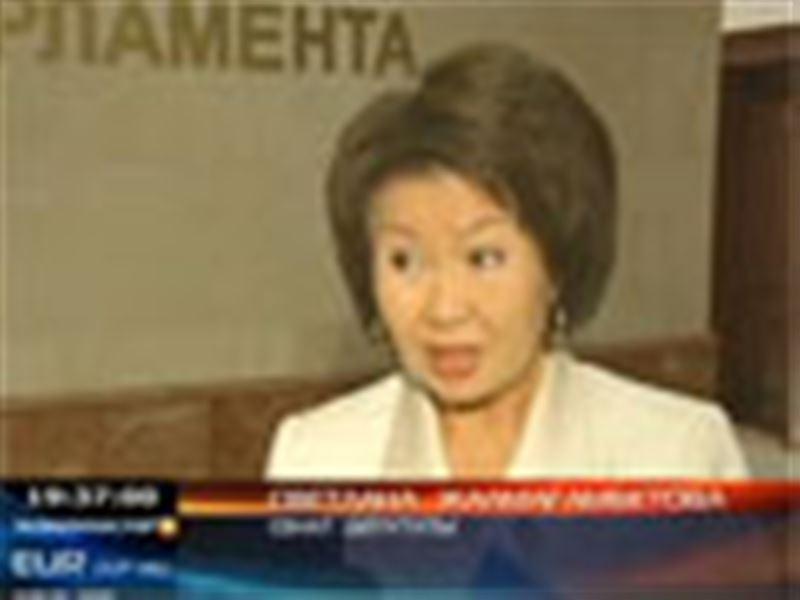 Светлана Жалмағамбетова: Президент мектебіндегі оқу ақысы тым қымбат