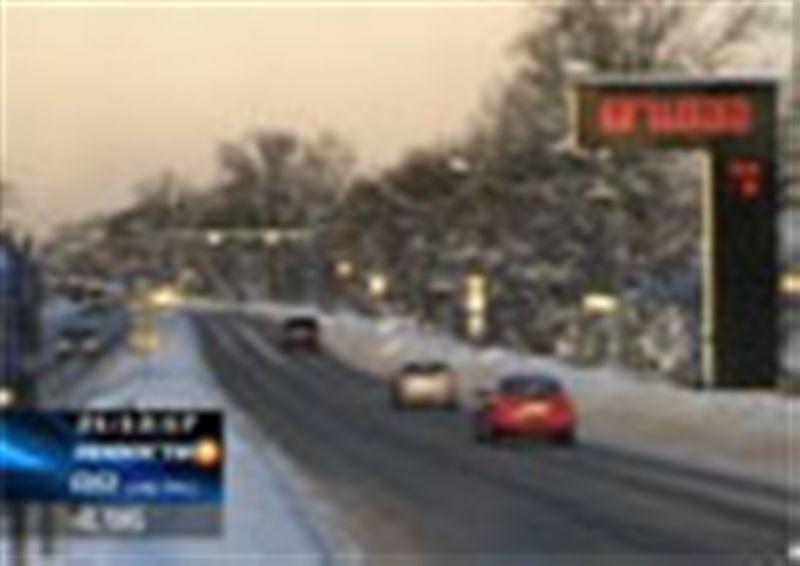 Полмира засыпало снегом в минувшие выходные. Данные синоптиков, как сводки о ходе боевых действий