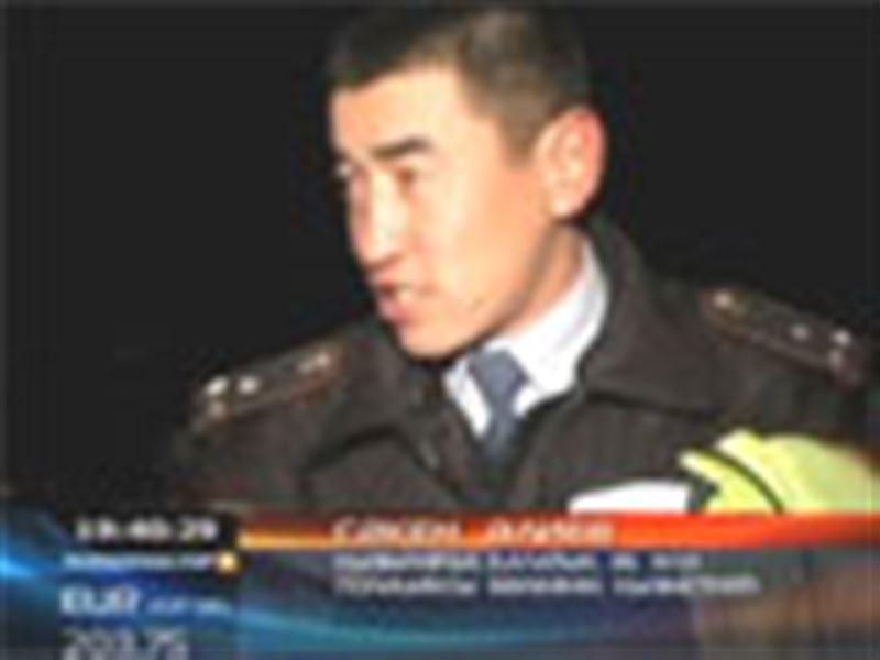 Қызылорда: мас жүргізуші жол полициясы қызметкеріне шабуыл жасады