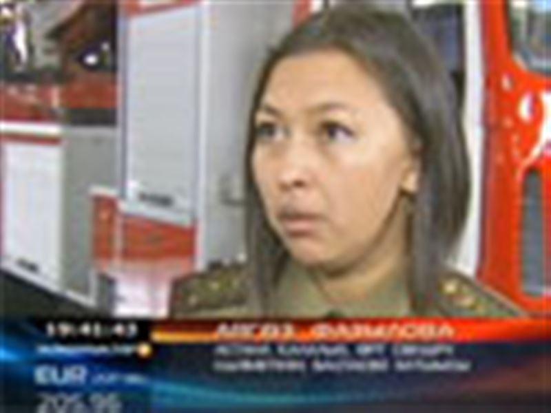 Астана: қараусыз қалған 2 сәби өрттің құрбаны болды