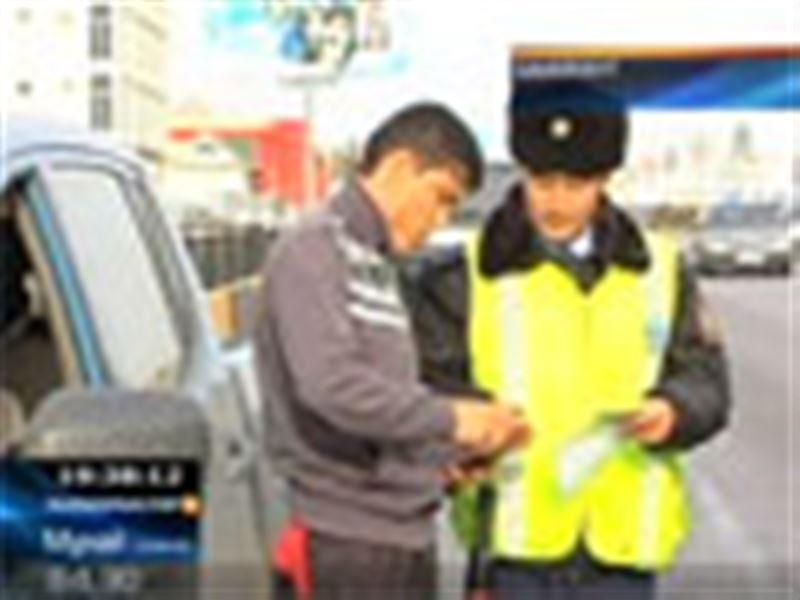 Экономикалық қылмыс және сыбайлас жемқорлыққа қарсы күрес агенттігі төрағасының блогына Оңтүстік Қазақстан облыстық жол полициясындағы былық туралы арыз түсті