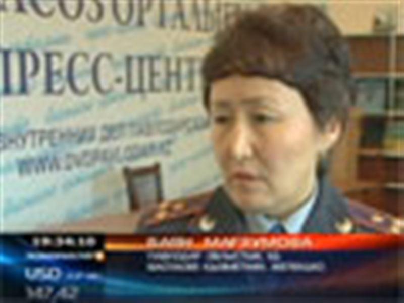 Павлодар тұрғыны полиция бөлімшесінде өз-өзіне қол салды