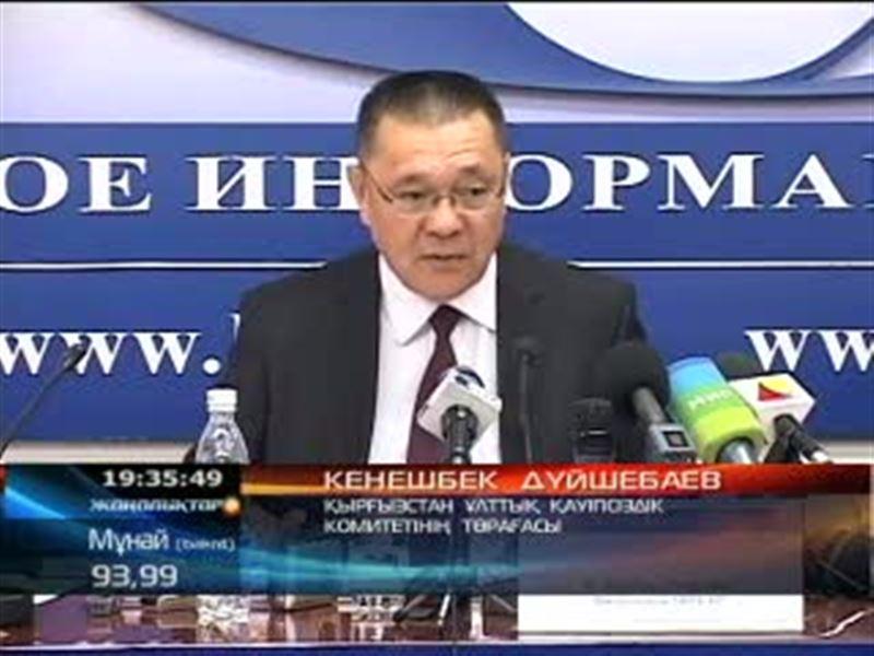 Қырғызстан: ІІБ ғимаратын жарып жібермек болғандар қолға түсті