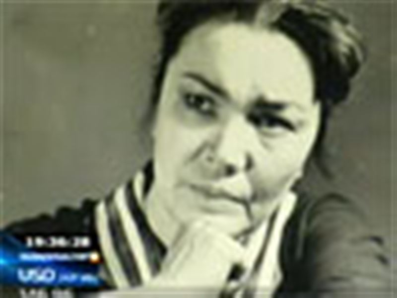Әйгілі актриса Хадиша Бөкеева дүние салды