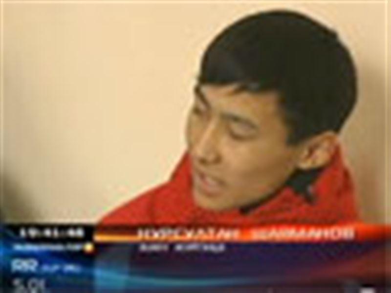 Азиада-2011  волонтері үш бірдей көлік жол апатына себепші  болды