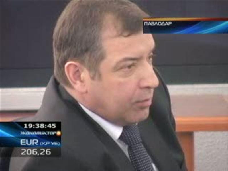 Павлодарда қалалық мәслихат хатшысын соққыға жыққандар қолға түсті