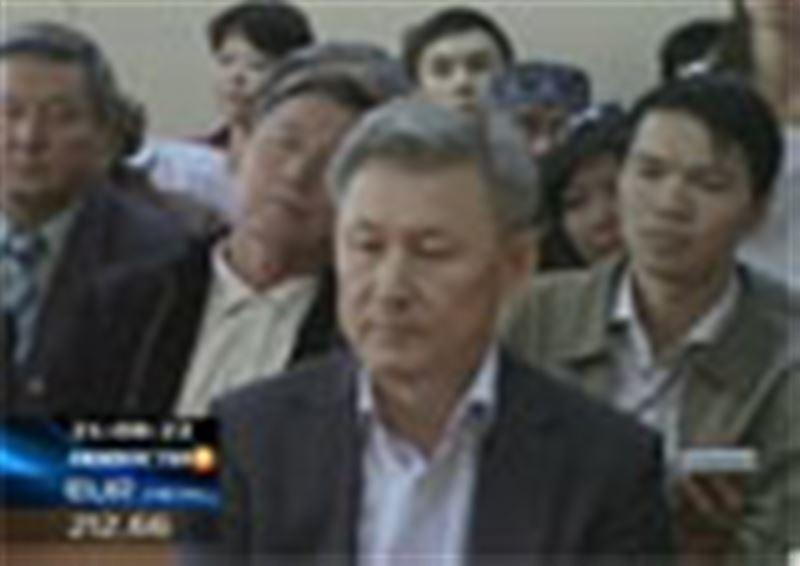 Экс-президент национальной компании «Казахстан Темир Жолы» Жаксыбек Кулекеев снова у руля и снова в нацкомпании