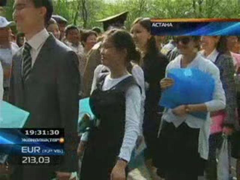 Бірыңғай ұлттық тестілеудің әділеттігіне күмәнданушылар баршылық