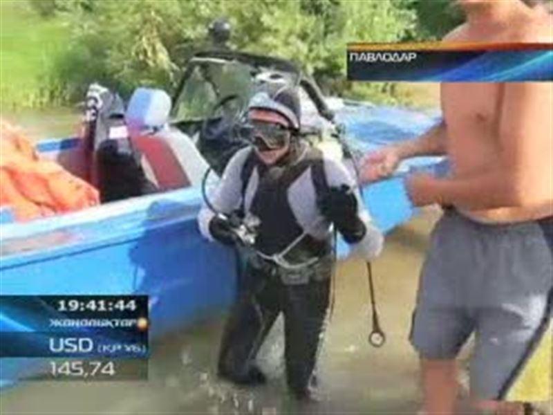 Павлодарда су астында 11 минут қалған 15 жасар қыз аман қалды