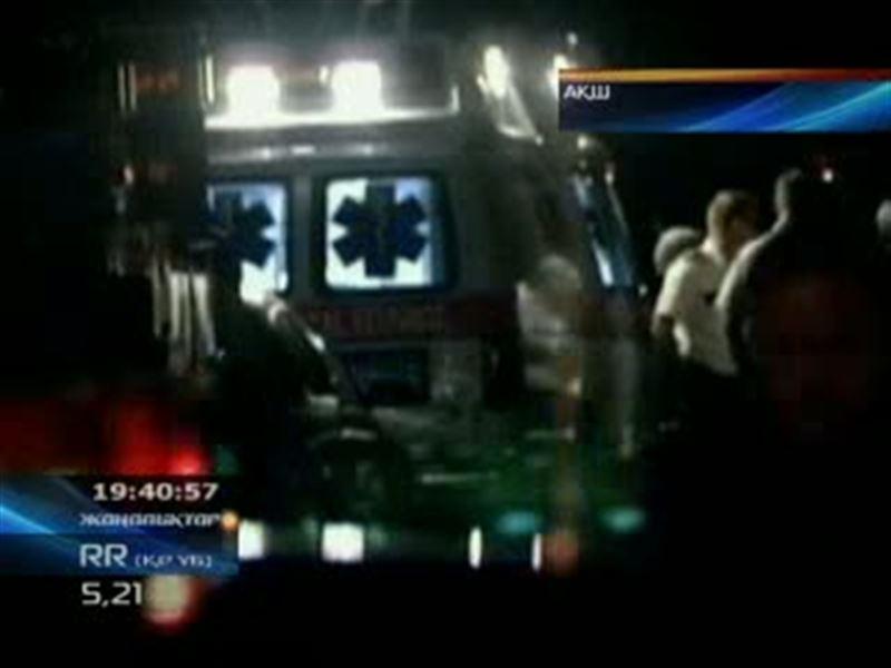 Көңілдесімен сөзге келген жігіт 7 адамды атып тастады