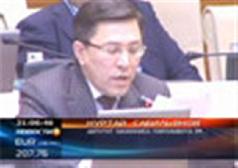 О ЧП в поселке Солнечный заговорили в Парламенте