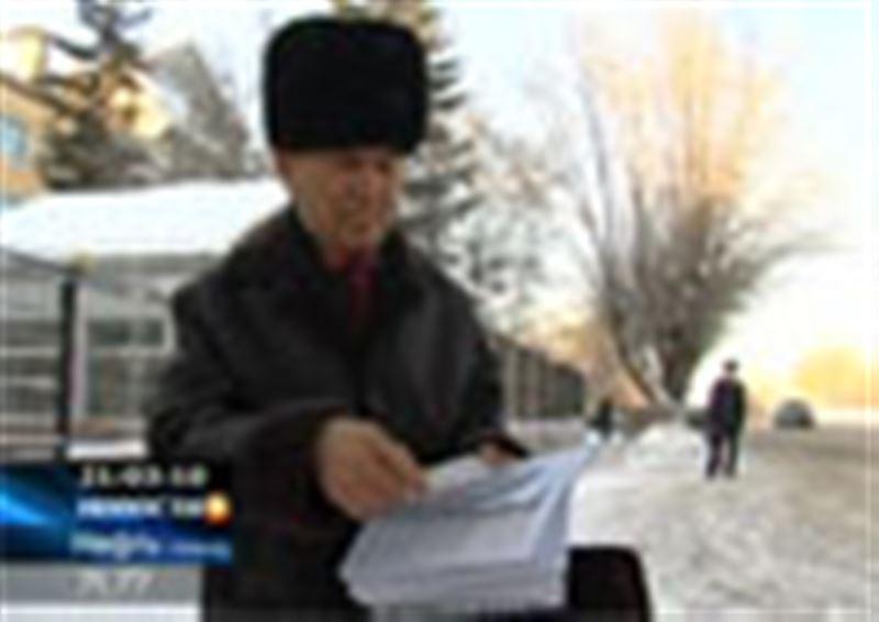 Первых руководителей лишился отдел внутренних дел города Сатпаева