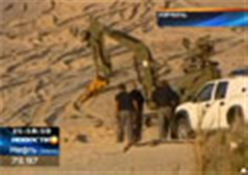 К средиземноморскому побережью Израиля прибило две плавучие бомбы