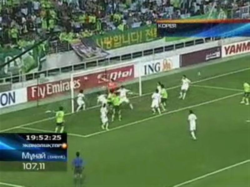 Футболдан Азия чемпиондар лигасының жартылай финалында ойнайтын командалар белгілі болды
