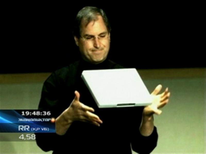 «Аpple» компаниясының негізін қалаушы Стив Джобс өмірден озды