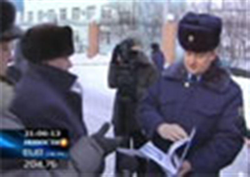 Осужденного экс-главу «Валюттранзитбанка» Андрея Белялова посетили обманутые вкладчики