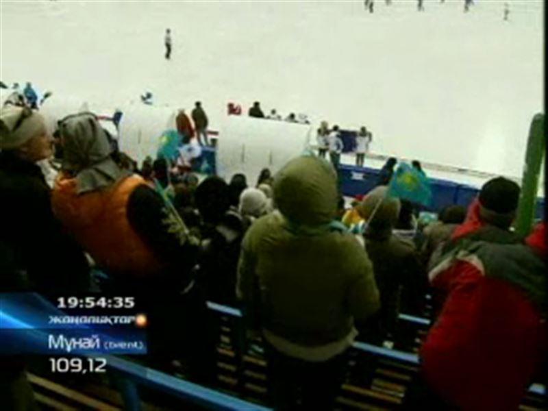 """""""Медеу"""" 2012 жылғы әлем чемпионатын қабылдау мәртебесіне ие болды!"""
