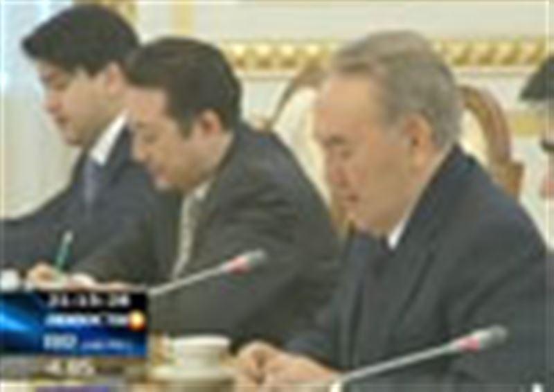 Нурсултан Назарбаев встретился с главным наследником Норвежского королевства