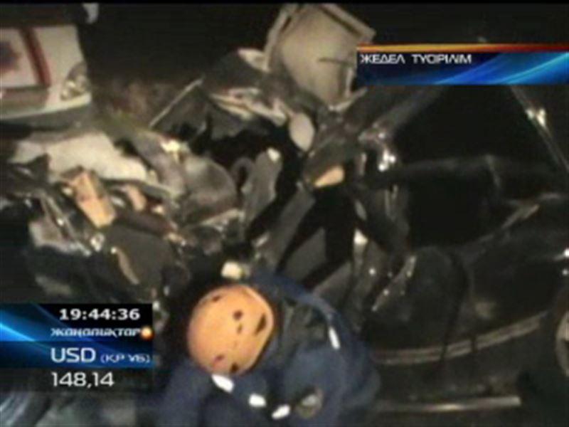 Алматы-Ташкент тас жолында  8 адам қаза болды