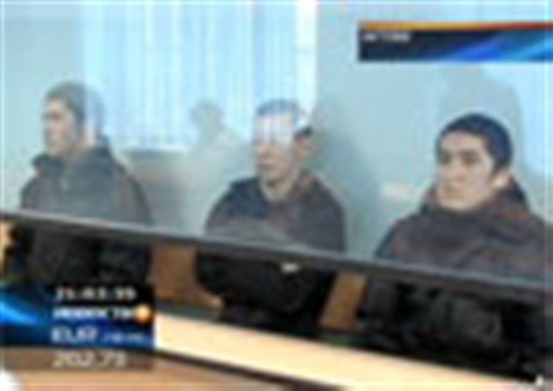 В Актобе завершился еще один судебный процесс по делу о терроризме