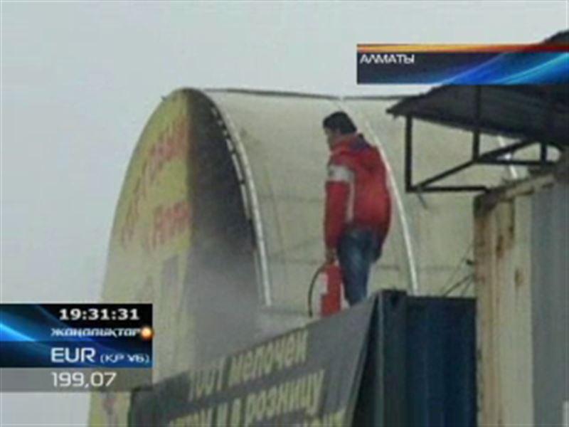 Алматы барахолкасындағы жарылыста  жасөспірім қаза тапты
