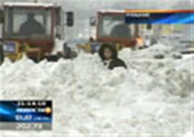 Сообщения о сильных снегопадах приходят из разных уголков планеты