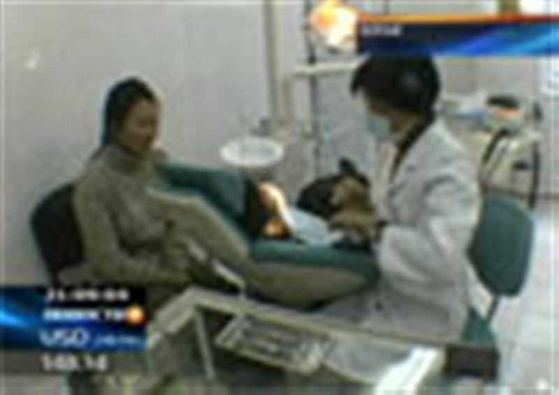 Минздрав начал тотальную проверку всех стоматологических кабинетов страны
