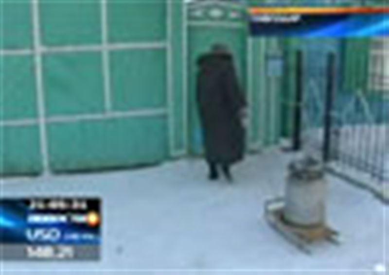 Небывалые морозы оставили без воды целый павлодарский микрорайон