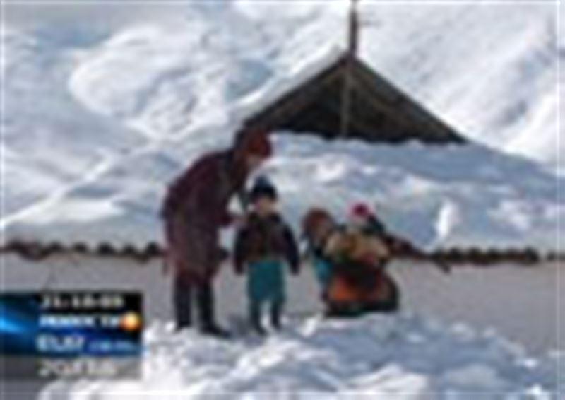 В Кыргызстане одна за другой сходят лавины