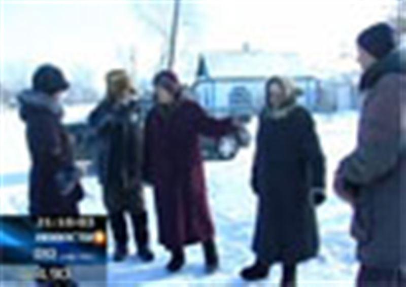 Жители одного из микрорайонов Кокшетау протестуют. Они требуют, чтобы им восстановили водоснабжение