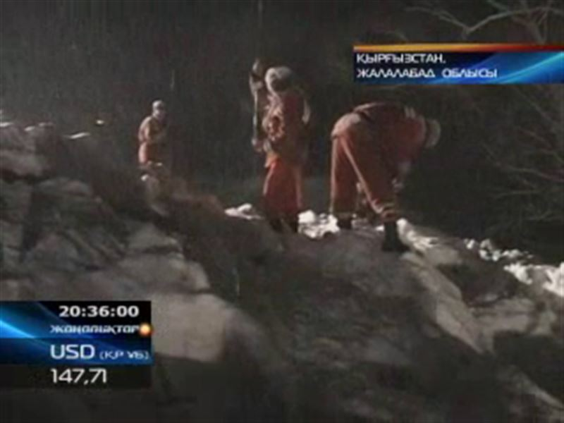 Қырғызстанда қар көшкіні жүріп, 3 адам опат болды