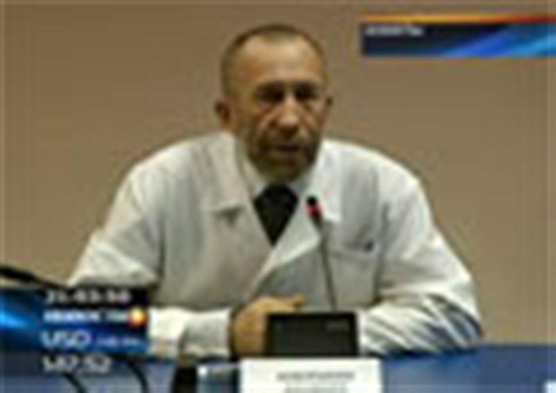 Заместитель директора НИИ кардиологии и внутренних болезней заявил, что ошибся, говоря о том, что Джакишев нуждается в медицинской помощи