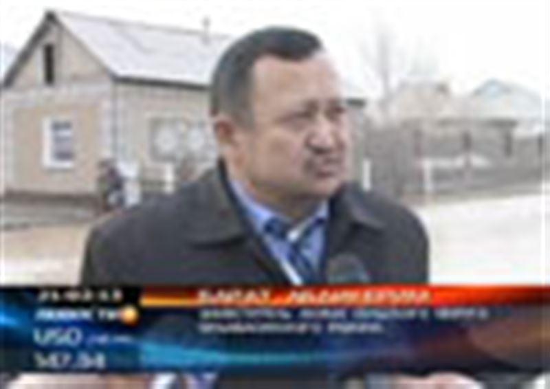 Борьба с большой водой продолжается. Весенними паводками топит Южный Казахстан