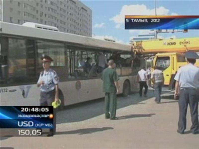 Астанада орын алған жантүршігерлік жол апатына қатысты тергеу жалғасуда