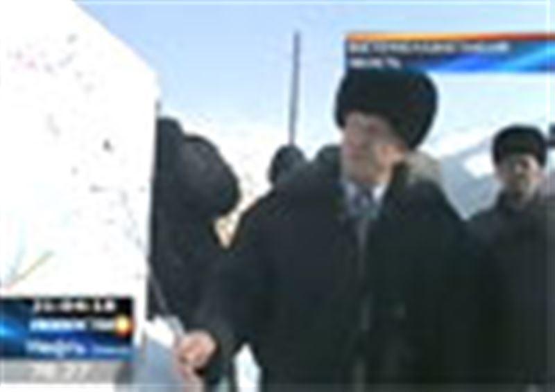 Восточный Казахстан в ожидании большой воды. Специалисты прогнозируют здесь масштабные подтопления