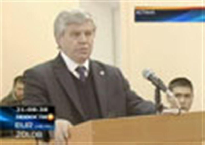Руководитель Министерства по чрезвычайным ситуациям получил процессуальный статус свидетеля
