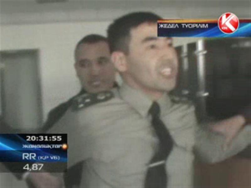 Павлодар облысында шекарашылар мен қаржы полицейлері жаға жыртысты