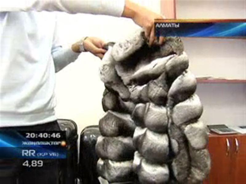 Алматы кеденшілері ерекше контрабандалық тауар тәркіледі