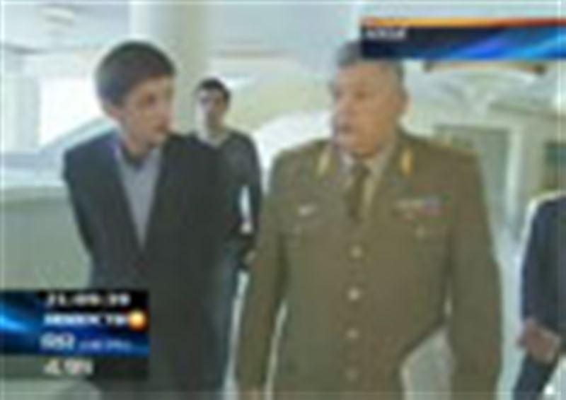Крупные кадровые перестановки в казахстанской армии