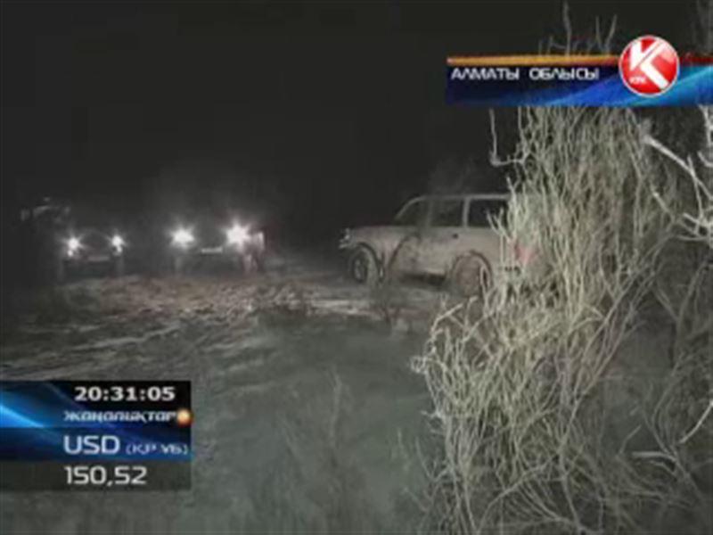 Алматы облысында сенбі күні жоғалған МИ-8 тікұшағы табылды
