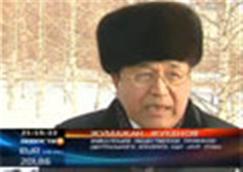 В Астане женщина-предприниматель из Южного Казахстана пыталась совершить самосожжение в самом центре города