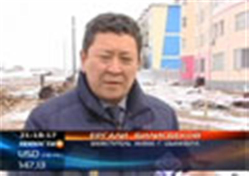 В Южном Казахстане устраняют последствия урагана, прошедшего накануне
