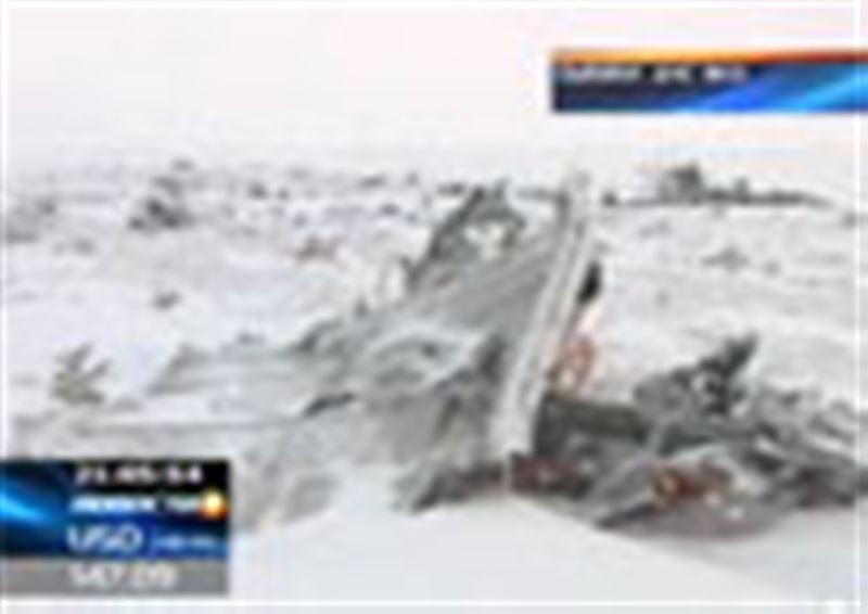 По факту крушения вертолета Ми-8, которое произошло в Восточном Казахстане в минувший четверг, возбуждено уголовное дело