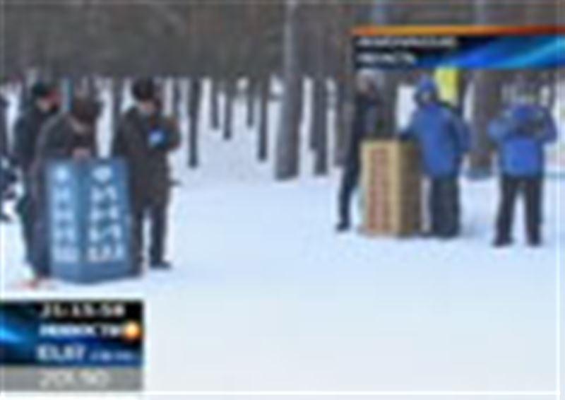 В Акмолинской области третья зимняя спартакиада среди госслужащих закончилась трагедией