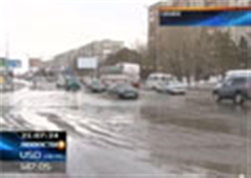 Семей захлестнула волна слухов о предстоящем наводнении