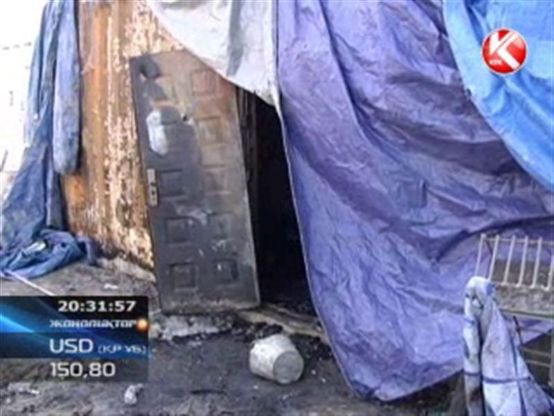 Алматыда газ баллоны жарылып, 6 адам опат болды