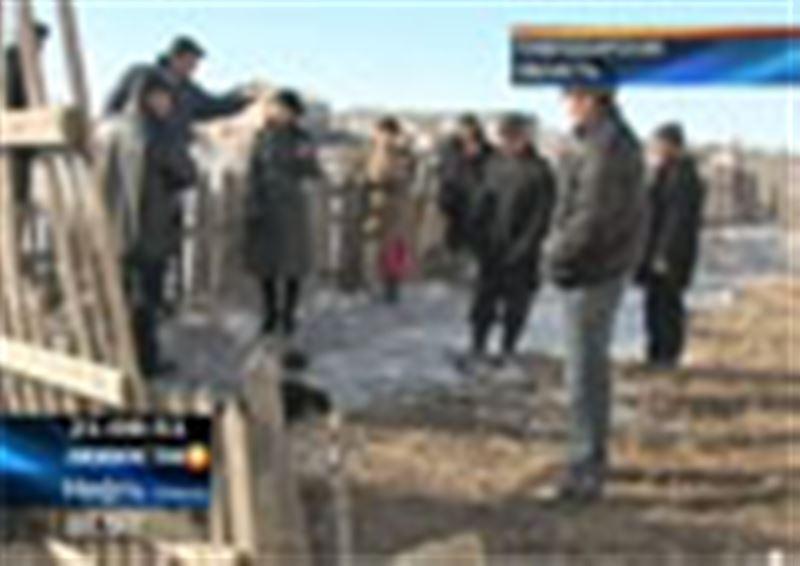 Первые последствия аномально снежной зимы появились в Павлодарской области