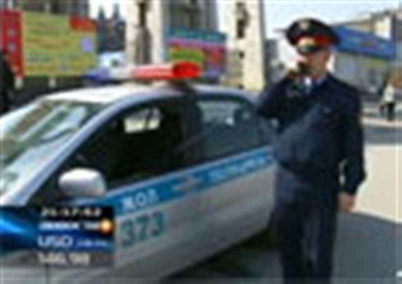 Дорожная полиция Алматы создала передвижную общественную приемную