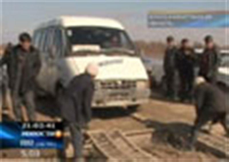 ЧП в Южном Казахстане. Пять человек, в том числе двое детей, утонули в Сырдарье во время переправы на пароме
